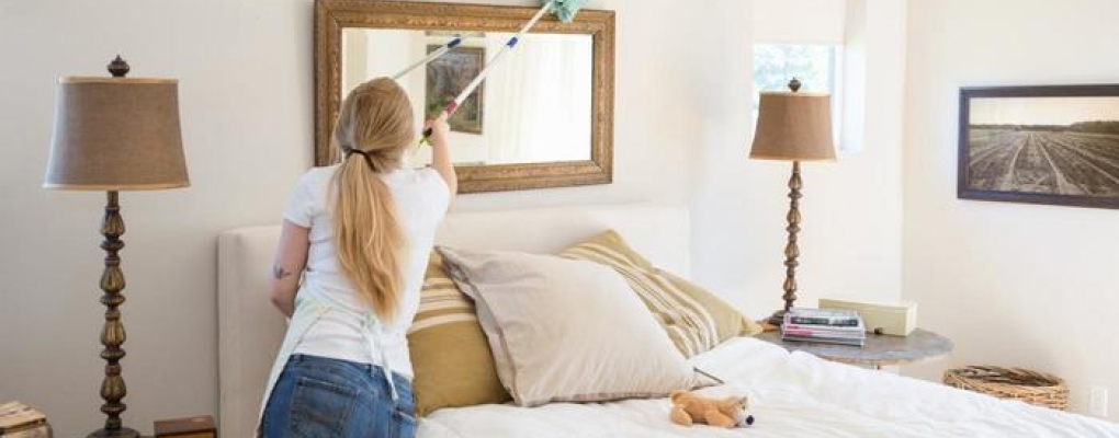 Bedrooms Cleaning Perth